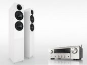 Denon DRA-800H + ACOUSTIC ENERGY AE309 - Zestaw stereofoniczny