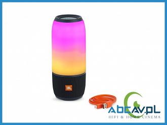 Jbl Pulse 3 Przenośny Głośnik Bluetooth Z Oświetlenie Led Salon Poznań